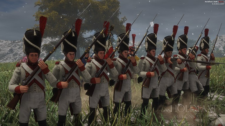Holdfast NaW - The Guard Stands their Ground