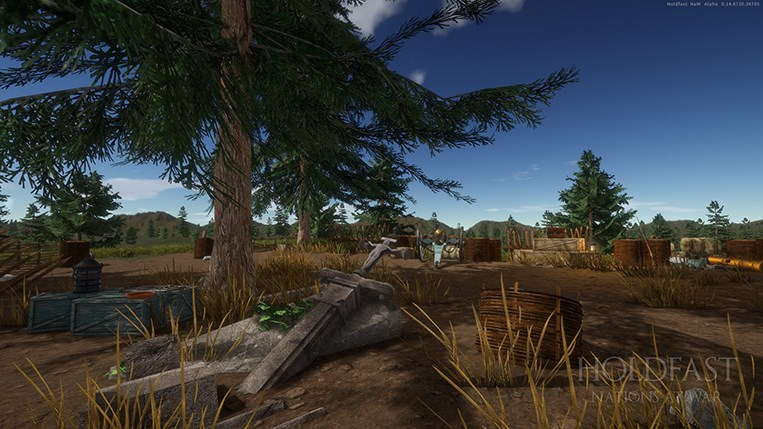 Holdfast NaW - Black Forest Map