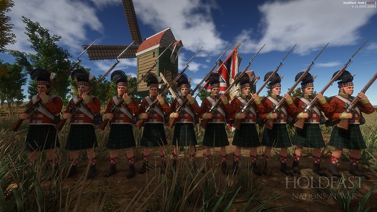 Holdfast NaW - 92nd Gordon Highlanders