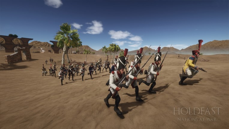 Holdfast NaW - The Guard Leads The Way by 22nd_GabrielDave