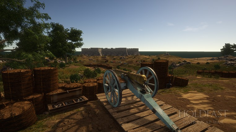 Holdfast NaW - Fort Winston 2